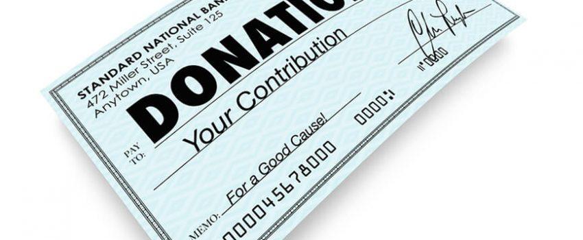 contributiondonations